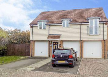 Thumbnail 2 bed detached house for sale in Piernik Close, Swindon