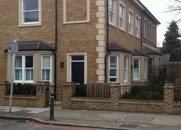 Thumbnail 1 bed duplex to rent in Upper Richmond Road West, London