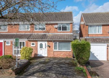 Thumbnail 3 bed semi-detached house for sale in Kitwell Lane, Bartley Green, Birmingham