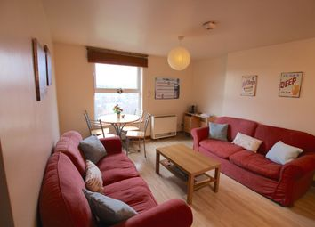 Thumbnail 2 bedroom shared accommodation to rent in Belle Vue Road, Hyde Park, Leeds