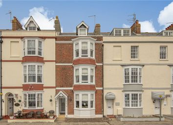 5 bed terraced house for sale in Brunswick Terrace, Weymouth, Dorset DT4