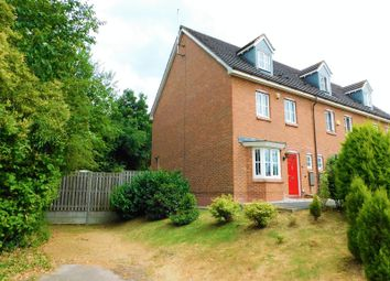 Thumbnail 4 bed town house for sale in Pioneer Way, Stafford