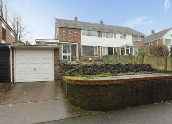 Thumbnail 3 bed semi-detached house for sale in Lower Road, River, Dover