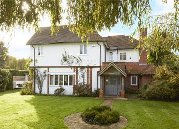 Thumbnail 4 bed detached house for sale in Russell Close, Walton On The Hill, Tadworth, Surrey