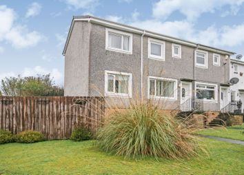 Thumbnail 4 bed end terrace house for sale in Culzean Crescent, Glasgow