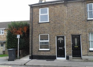 Thumbnail 2 bed terraced house to rent in Roman Road, Chelmsford