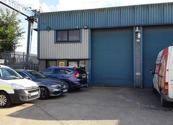 Thumbnail Light industrial for sale in Unit Suttons Business Park, New Road, Rainham, Essex