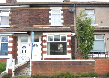 Thumbnail 2 bed terraced house to rent in Radcliffe Road, Fleetwood