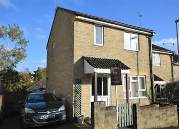 Thumbnail 2 bed end terrace house for sale in Cale Way, Wincanton