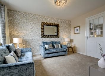 "Thumbnail 3 bedroom terraced house for sale in ""The Brodick"" at Hamilton Road, Larbert"