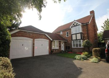Thumbnail 4 bed detached house for sale in Ash Green, Great Chesterford, Saffron Walden