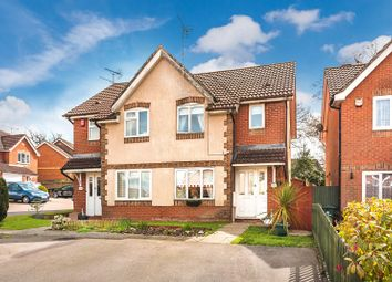 Thumbnail 2 bed semi-detached house for sale in Matthews Drive, Maidenbower, Crawley, West Sussex.