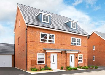"4 bed end terrace house for sale in ""Kingsville"" at Woodcock Square, Mickleover, Derby DE3"