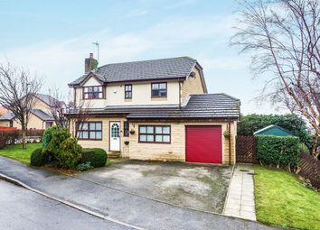 Thumbnail 4 bedroom detached house for sale in 1 Owlthorpe Close, Mosborough, Sheffield, South Yorkshire