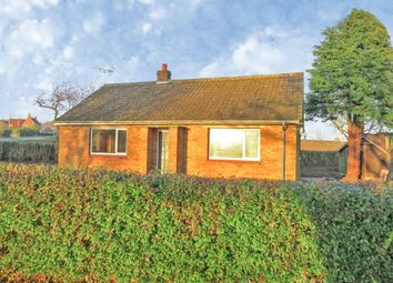 Thumbnail 2 bedroom detached bungalow for sale in Eastville Road, Toynton All Saints, Spilsby