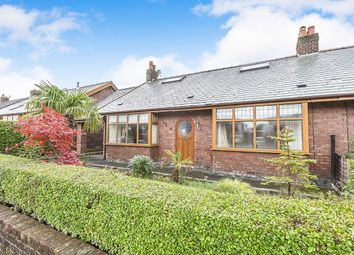 Thumbnail 4 bed bungalow for sale in Brookfield Drive, Fulwood, Preston