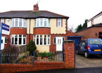 Thumbnail 3 bed semi-detached house for sale in Cowley View Road, Chapeltown, Sheffield