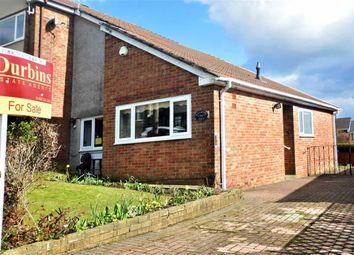 Thumbnail 2 bed semi-detached bungalow for sale in Towyn Way, Tonteg, Pontypridd