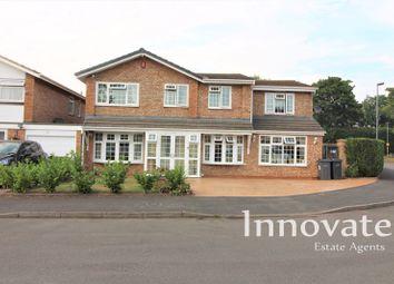 6 bed detached house for sale in Beechglade, Handsworth Wood, Birmingham B20