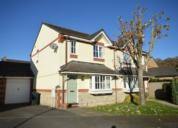 Thumbnail 3 bed semi-detached house for sale in De Tracey Park, Bovey Tracey, Newton Abbot, Devon