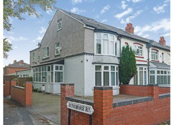 Thumbnail 6 bed end terrace house for sale in Dunsmore Road, Birmingham
