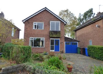 Thumbnail 3 bed detached house for sale in St. Davids Road, Hazel Grove, Stockport