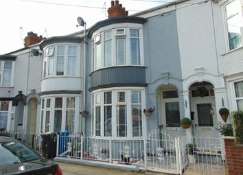 Thumbnail 2 bed terraced house for sale in Westminster Avenue, Holderness Road, Hull
