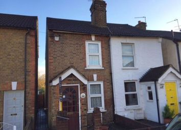 Thumbnail 2 bedroom semi-detached house for sale in Edgell Road, Staines Upon Thames