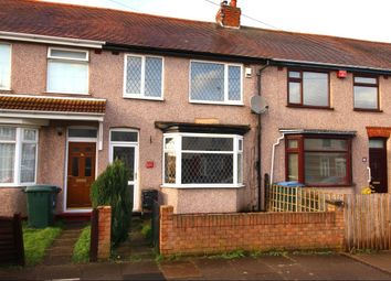 Thumbnail 3 bed terraced house for sale in Nunts Park Avenue, Coventry