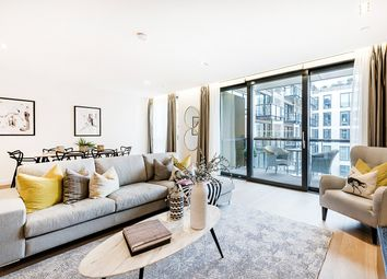 Thumbnail 3 bed flat for sale in Plimsoll Building, Kings Cross, London