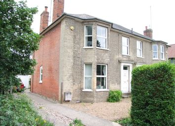 Thumbnail 4 bed semi-detached house for sale in North Entrance, Saxmundham