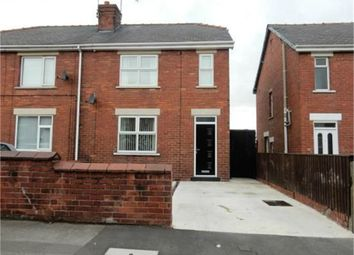 Thumbnail 3 bedroom semi-detached house for sale in Lincoln Street, Worksop, Nottinghamshire