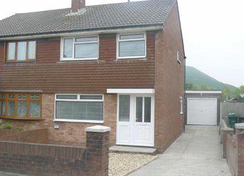 Thumbnail 3 bed property to rent in Westlands, Baglan Moors, Port Talbot