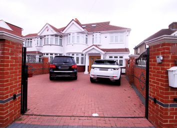 Thumbnail 4 bed semi-detached house for sale in Broad Walk Broad Walk, Hounslow