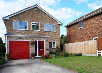 Thumbnail 4 bed detached house for sale in St. Andrews Close, Herne Bay