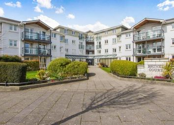 Thumbnail 1 bed flat for sale in Brunel Court, 4 Harbour Road, Bristol