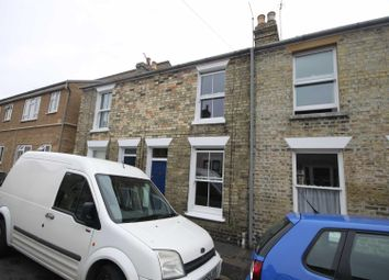 Thumbnail 2 bed terraced house to rent in Sturton Street, Cambridge