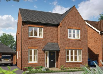 """4 bed detached house for sale in """"The Aspen"""" at """"The Aspen"""" At Heyford Park, Camp Road, Upper Heyford, Bicester OX25"""
