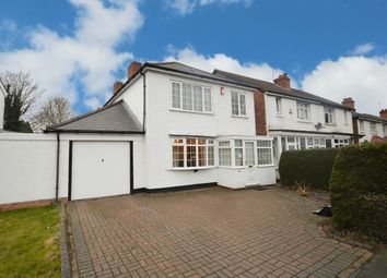 Thumbnail 3 bed detached house for sale in Solihull Lane, Hall Green, Birmingham