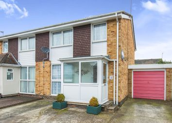 Thumbnail 3 bedroom semi-detached house for sale in Rose Close, Hedge End, Southampton