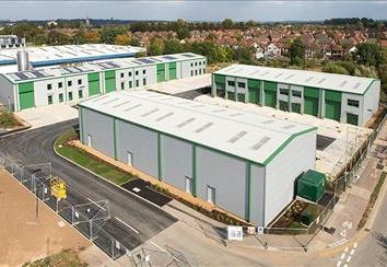 Thumbnail Warehouse to let in Unit 3 Trident Park, Tachbrook Park, Warwick, Warwickshire