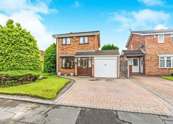 Thumbnail 3 bed detached house for sale in Highmoor Close, Coppice Farm, Willenhall, West Midlands