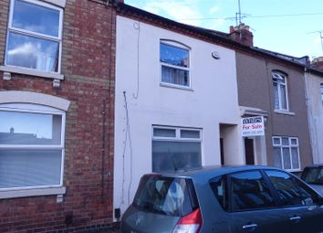 Thumbnail 2 bedroom terraced house for sale in Clare Street, Northampton