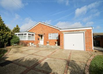 Thumbnail 3 bed detached bungalow for sale in The Greenway, Emsworth