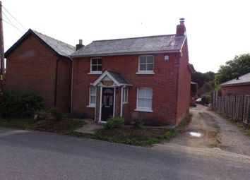 Thumbnail 3 bed detached house to rent in Home Farm Rural Industries, East Tytherley Road, Lockerley, Romsey