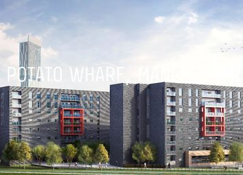 1 bed flat for sale in Potato Wharf, Wilson Block, Castlefield, Manchester M3