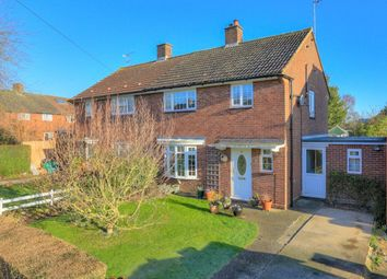 Thumbnail 3 bed semi-detached house for sale in Manor Road, London Colney, St. Albans