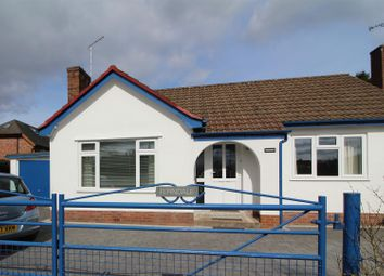 Thumbnail 2 bed detached bungalow to rent in Whittington, Oswestry