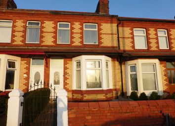 Thumbnail 3 bed terraced house for sale in Belvidere Road, Wallasey
