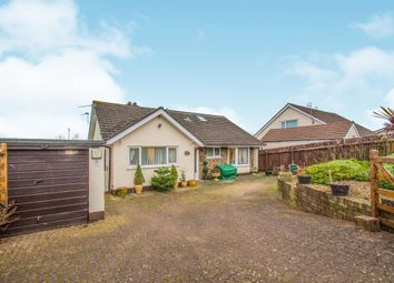 Thumbnail 4 bed detached bungalow for sale in Crown Rise, Llanfrechfa, Cwmbran